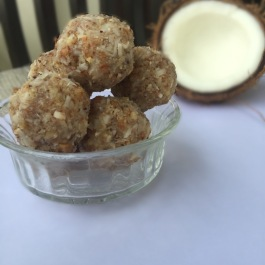 coconut dry fruit balls
